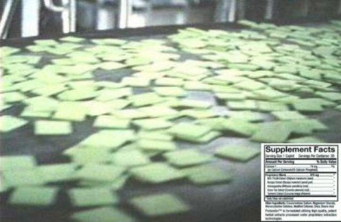 soylent green made from charlton hestons body